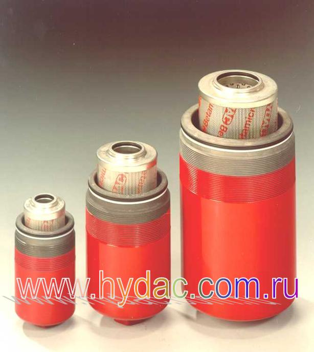 Напорные компакт-фильтры для непосредственного монтажа в гидропанель DF..SET